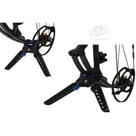 Avalon AVALON COMPOUND BOWSTANDS DUAL-POD STAND WITH LIMB PROTECTION