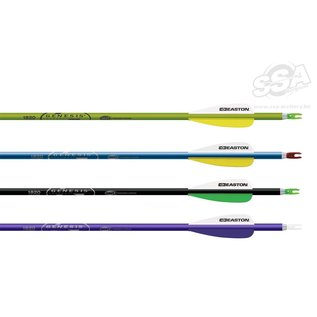 "Easton EASTON ARROW GENESIS NASP 3""VANES 1820 WITH POINT 30"""