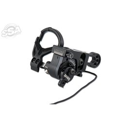 Ripcord RIPCORD COMPOUND DROP AWAY RESTS DRIVE CAGE MICRO BLACK