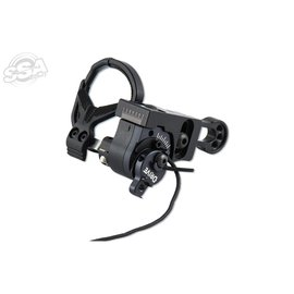 Ripcord RIPCORD COMPOUND DROP AWAY RESTS DRIVE CAGE STANDARD BLACK