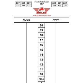 Bull's Darttel Flex 45x30 cm