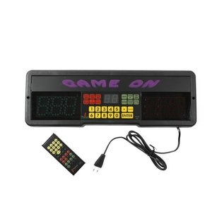 Game On Game On Scorebord with Remote