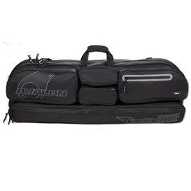 Avalon Avalon Compound Soft Case Tec One 116 Cm With Multiple Pockets Black