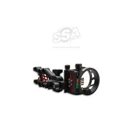 Truglo TRUGLO HUNTING & 3D SIGHTS CARBON HYBRID MICRO RH / .019 / 5PIN / BLACK