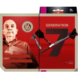 Target Phil Taylor Power 9FIVE Gen.7 95% Swiss