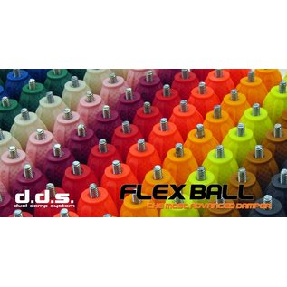 Flex Archery Flex-Archery Flex-Ball 2.0 1/4-1/4 Stabilizer Damper