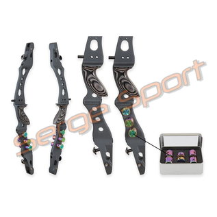 Kinetic Kinetic Vygo Recurve Riser With Spectra Weight
