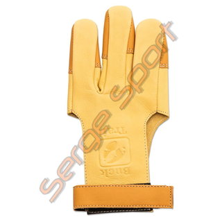 Buck Trail Shooting Gloves Origin Full Palm Leather With Reinforced Fingertips