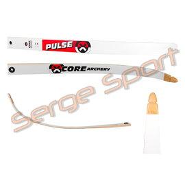 Core Core Pulse Fiber Wood Recurve Limbs