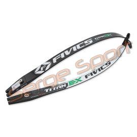 Fivics-Soma Fivics Titan EX Carbon Foam Recurve Limbs