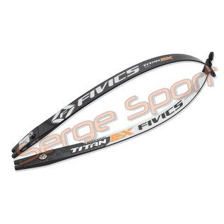 "Fivics-Soma Limbs Titan Ex Wood Core 25"""