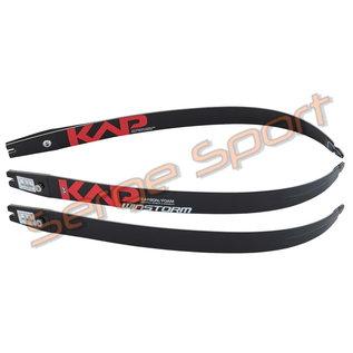 "Kap Archery Limbs Kap Winstorm Carbon Foam 25"""