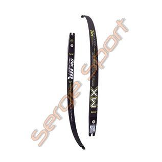 "MK Archery Carbon Foam Recurve Limbs MX ILF 25"""