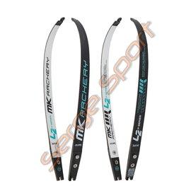 MK Archery Mk Archery L2 Formula Carbon Wood Recurve Limbs