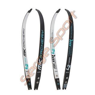 "MK Archery Limbs Carbon Wood L2 Formula 25"""