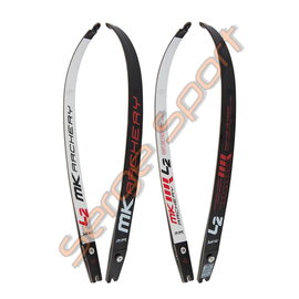 MK Archery Mk Archery L2 ILF Carbon Wood Recurve Limbs