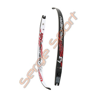 MK Archery Limbs Carbon/Foam L3 ILF 25""