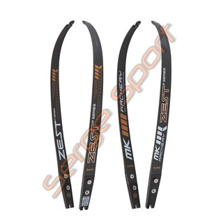 "MK Archery Limbs Carbon/Wood Zest Formula 25"""