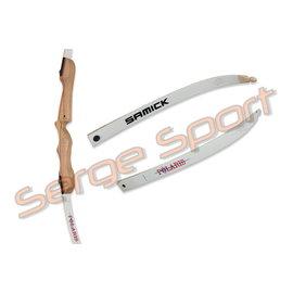 Samick Archery Samick Polaris Fiber Wood Recurve Limbs