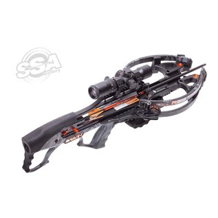 Ravin Ravin Compound Crossbow Set R26 Camo 400Fps- W/ 100Yd Scope