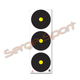 JVD Target Face Field 3x20 cm