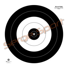 JVD Target Faces IFAA Field 35 cm