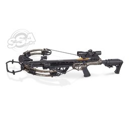 Centerpoint Center Point Amped 415 With Power Draw Package 415Fps / 200Lbs / 4X32 Scope / Quiver And Cocker