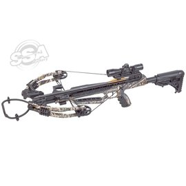 Centerpoint Center Point Dagger Package 390Fps / 185Lbs / 4X32 Scope / Quiver And Cocker