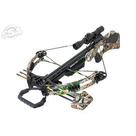 Junxing Junxing Brave Camo 360Fps 165Lbs 4X32Mm Multi-Reticle Scope Compound Crossbow Set
