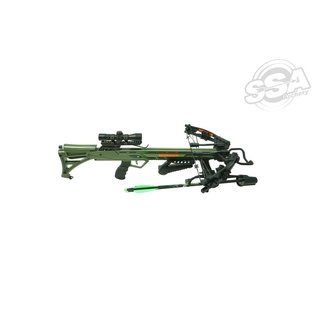 Rocky Mountain Rocky Mountain Compound Crossbow Sets Rm-405' 405Fps / 200 Lbs / 4X32 Illum. Scope / Quiver And Cocker