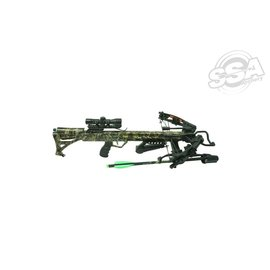 Rocky Mountain Rocky Mountain Compound Crossbow Sets Rm-415' 415Fps / 200 Lbs / 4X32 Illum. Scope / Quiver And Cocker