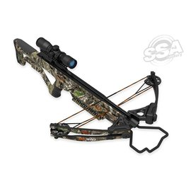 Wildgame Wildgame Xb370 370Fps 4X32Mm Multi-Reticle Scope Compound Crossbow Set