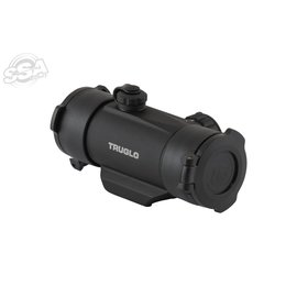 Truglo Truglo Crossbow Scopes & Sights Traditional' Red Dot 1 X 30Mm Rheost. / Black
