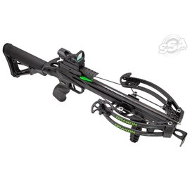 Junxing Junxing Drakon 290Fps 100Lbs Compound Crossbow Set W/ Holographic Sight Scope