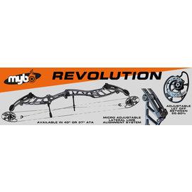 Mybo - Merlin MYBO COMPOUND REVOLUTION 37&40 2021 W/ ROTATING MOD