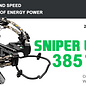 Centerpoint Center Point Sniper Elite 385 Package 385Fps / 4X32 Illuminated Scope / Quiver And Cocker