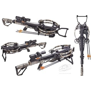 Centerpoint CENTER POINT CP400 PACKAGE 400FPS / 200LBS / 3X32 ILLUMINATED SCOPE / QUIVER AND COCKER