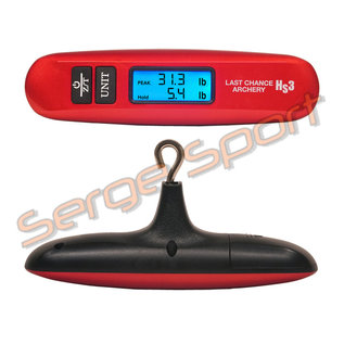 Last Chance Last Chance Archery Bow Weight Scale HS3