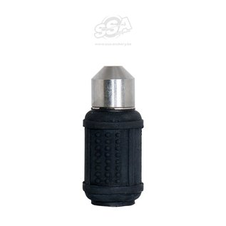 Decut Decut Stabilizer Damper With Cap Weight Black/Silver