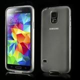 Transparante Samsung Galaxy S5 TPU hoes
