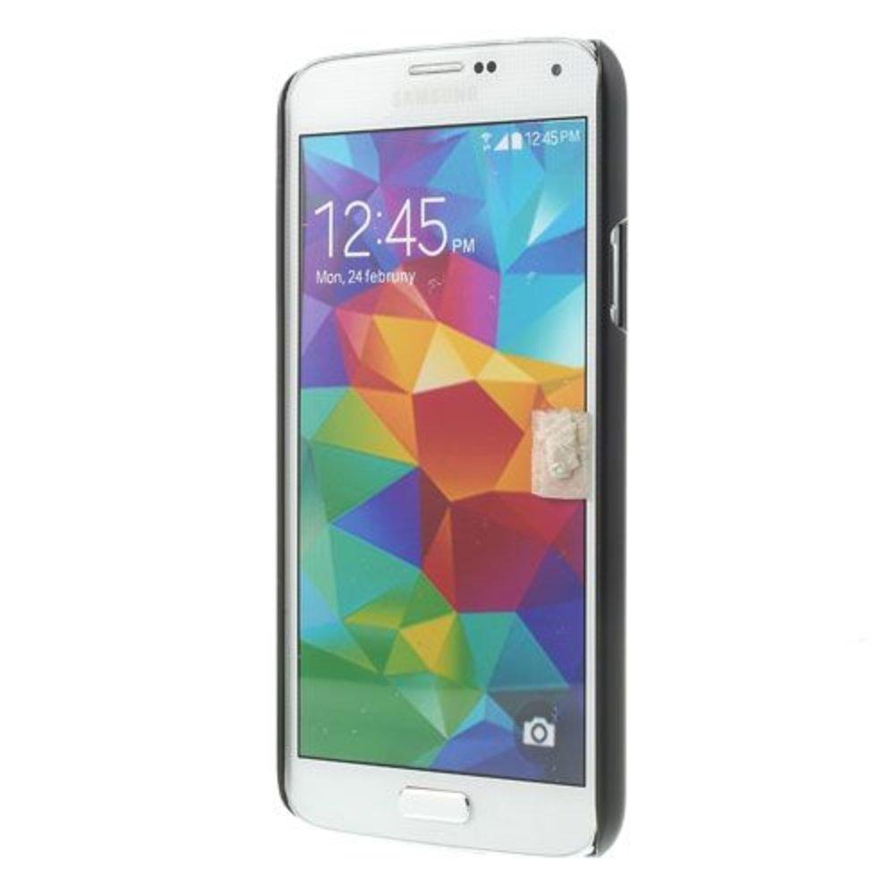 Groot hartje hardcase hoesje Samsung Galaxy S5