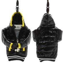 Zwart jasje insteek hoesje voor de iPhone SE/5/5S