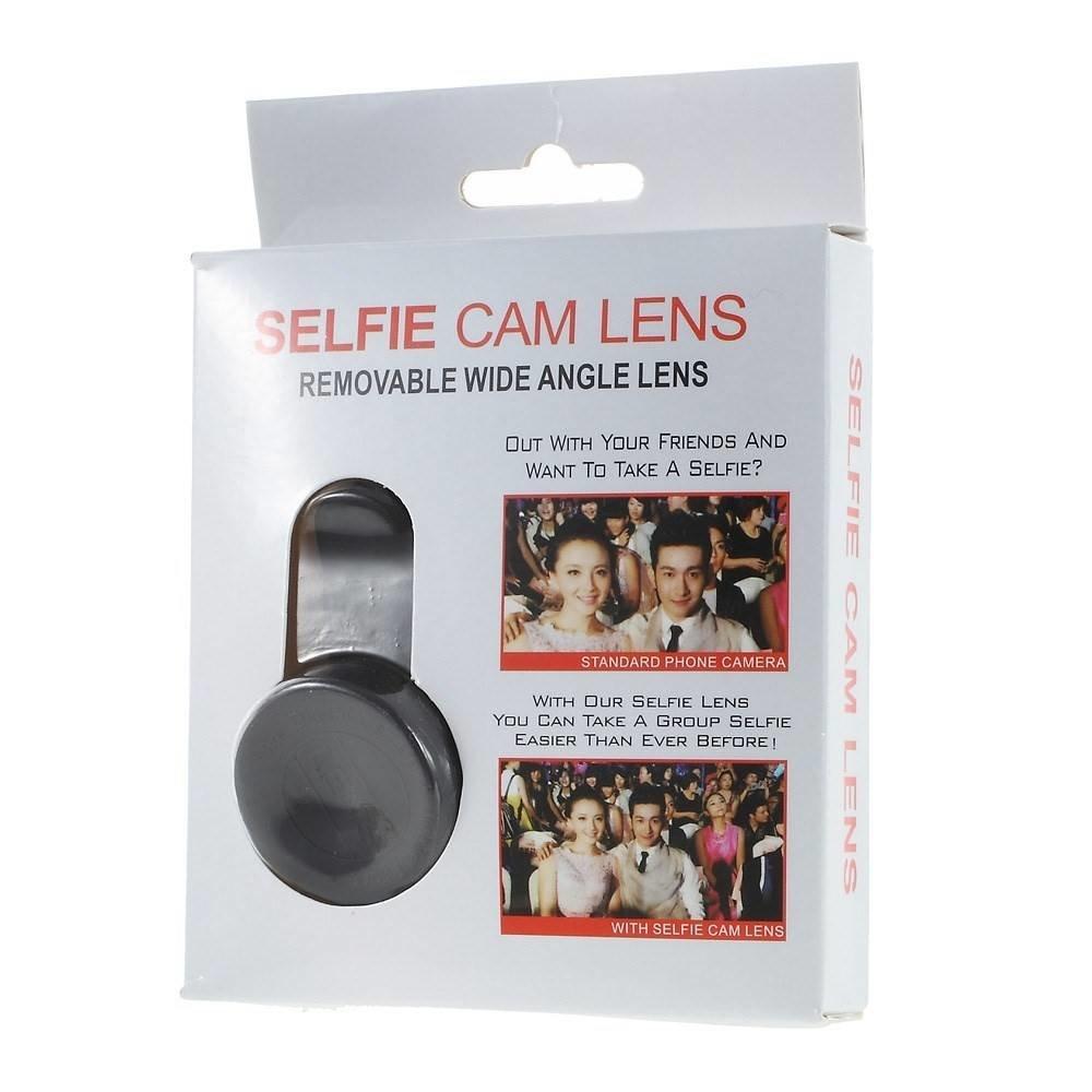 Selfiecam lens Wide angel 0.4