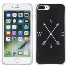 Kompas Iphone 7 plus flexibel hoesje