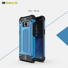 Armor protect hoesje  Galaxy S8  blauw