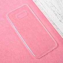 Transparant ultra dun flexibel hoesje voor de Samsung Galaxy S8