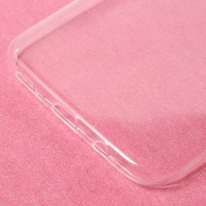 set van 2 Transparant ultra dun flexibel hoesje voor de Samsung Galaxy S8