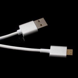 1 meter Micro USB Data en oplaad kabel met magnetische verbinding