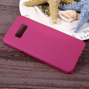 Hard roze hardcase voor Samsung galaxy S8
