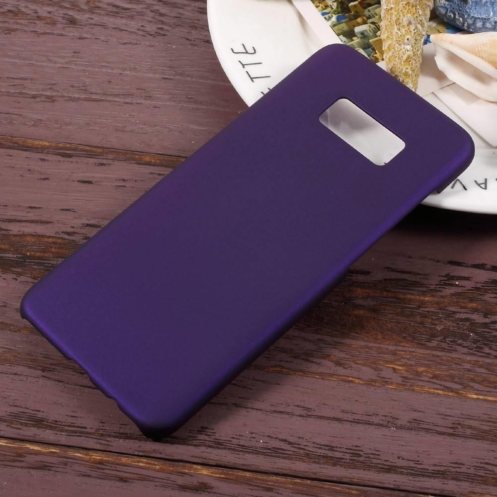 Paarse hardcase voor Samsung galaxy S8